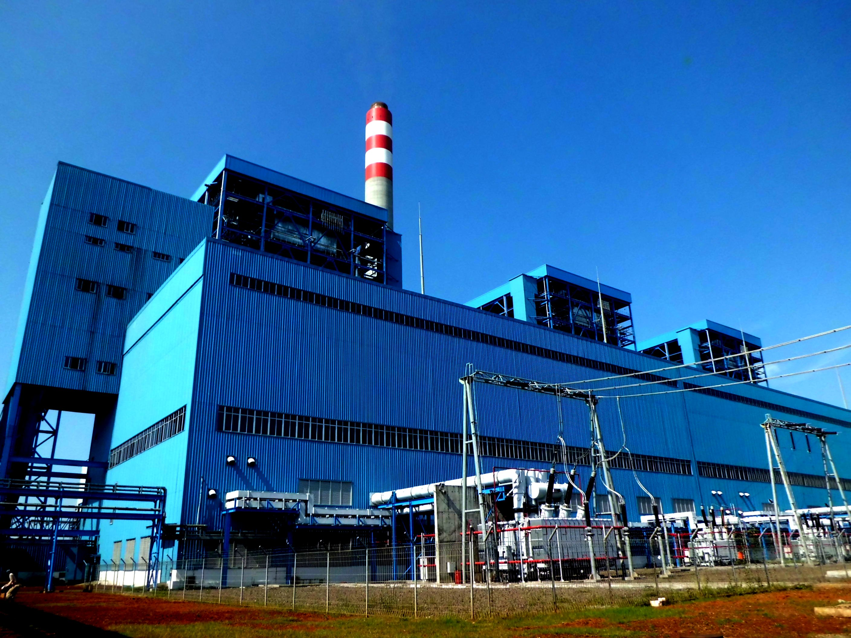 PT  Connusa Energindo | Coal Fire Power Plant